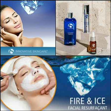 iS Clinical FIRE & ICE Resurfacing Facial