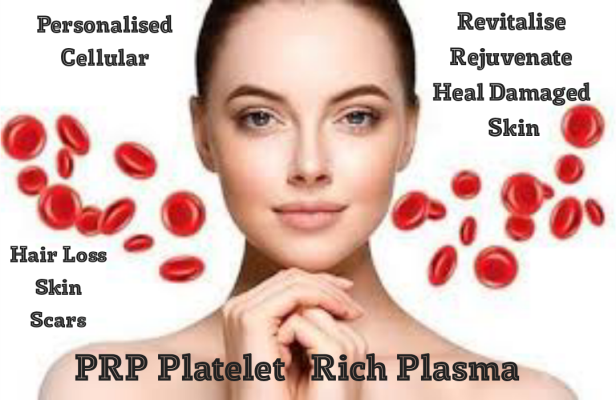 Platelet Rich Plasma for Hair Restoration & Skin Rejuvenation