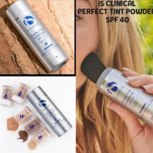 iS CLINICAL Perfect Tint SPF 40 Powder